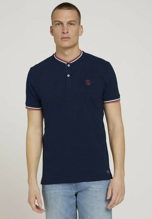 Print T-shirt - sailor blue