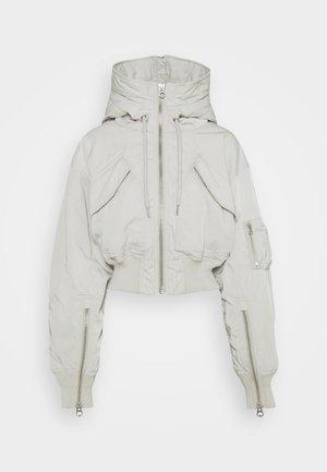 JACKET - Light jacket - grey