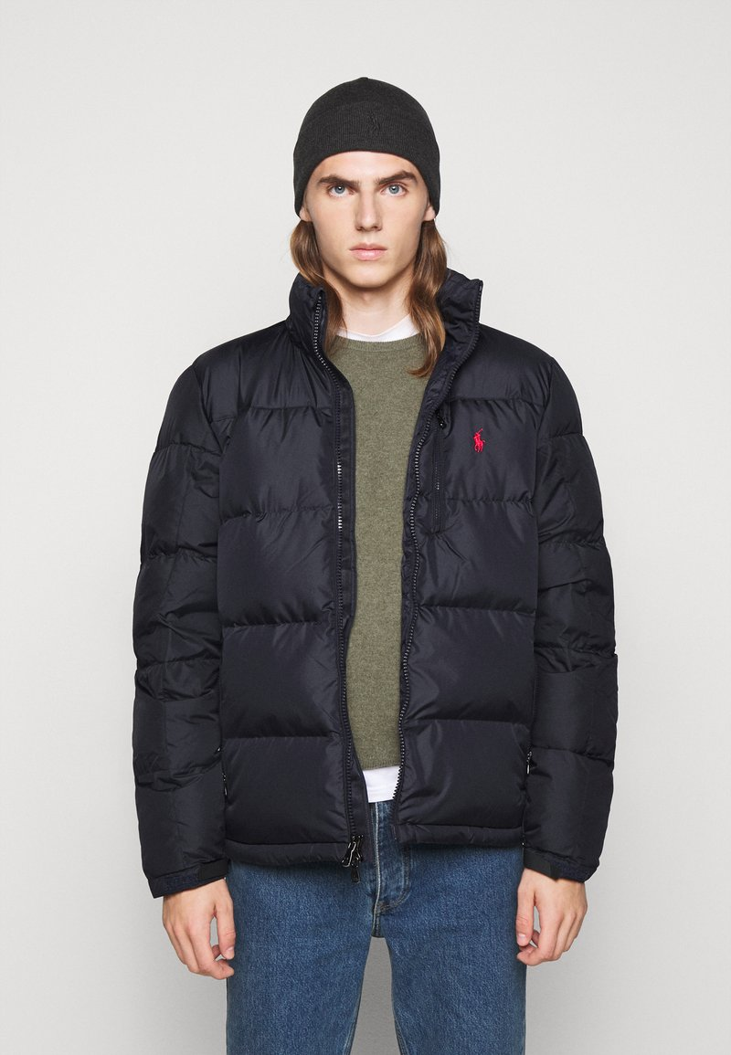 Polo Ralph Lauren - RECYCLED CAP JACKET - Down jacket - collection navy