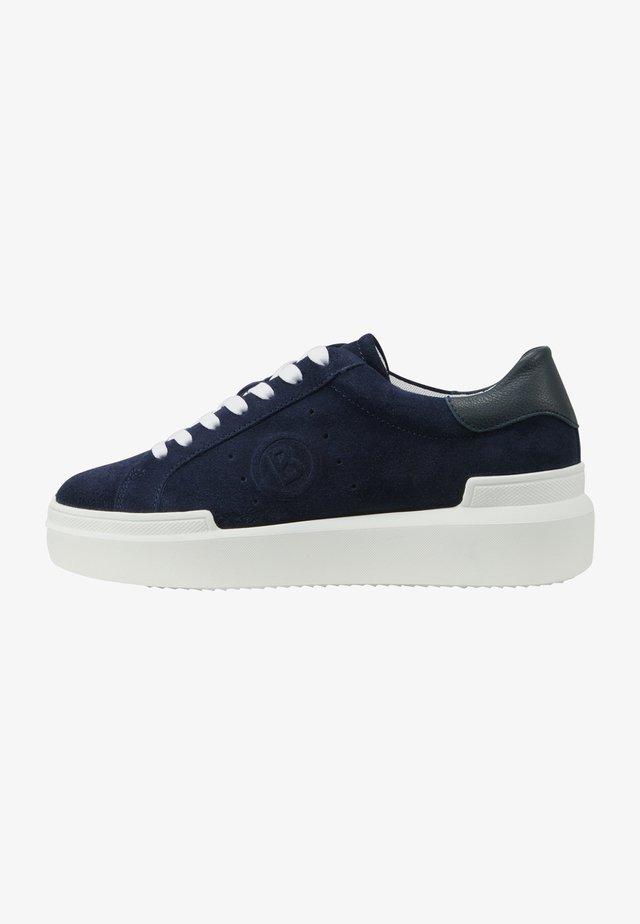 HOLLYWOOD - Sneakersy niskie - navy-blau