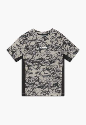 NOAH - T-shirts print - light grey