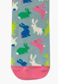 Happy Socks - KIDS BIG DOT 4 PACK - Socks - blue - 4