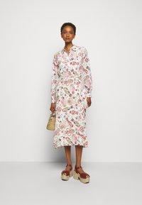 Claudie Pierlot - ROSALINDA - Shirt dress - clair - 1