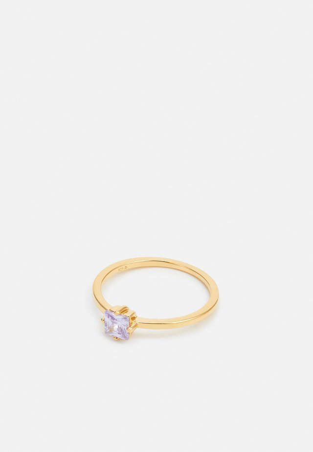 LAVANDER LIS - Ring - gold-coloured