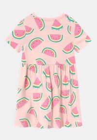 Marks & Spencer London - MELON DRESS - Jersey dress - pink - 1