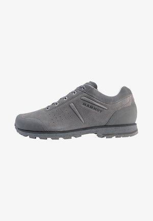 ALVRA - Hiking shoes - titanium/dark titanium