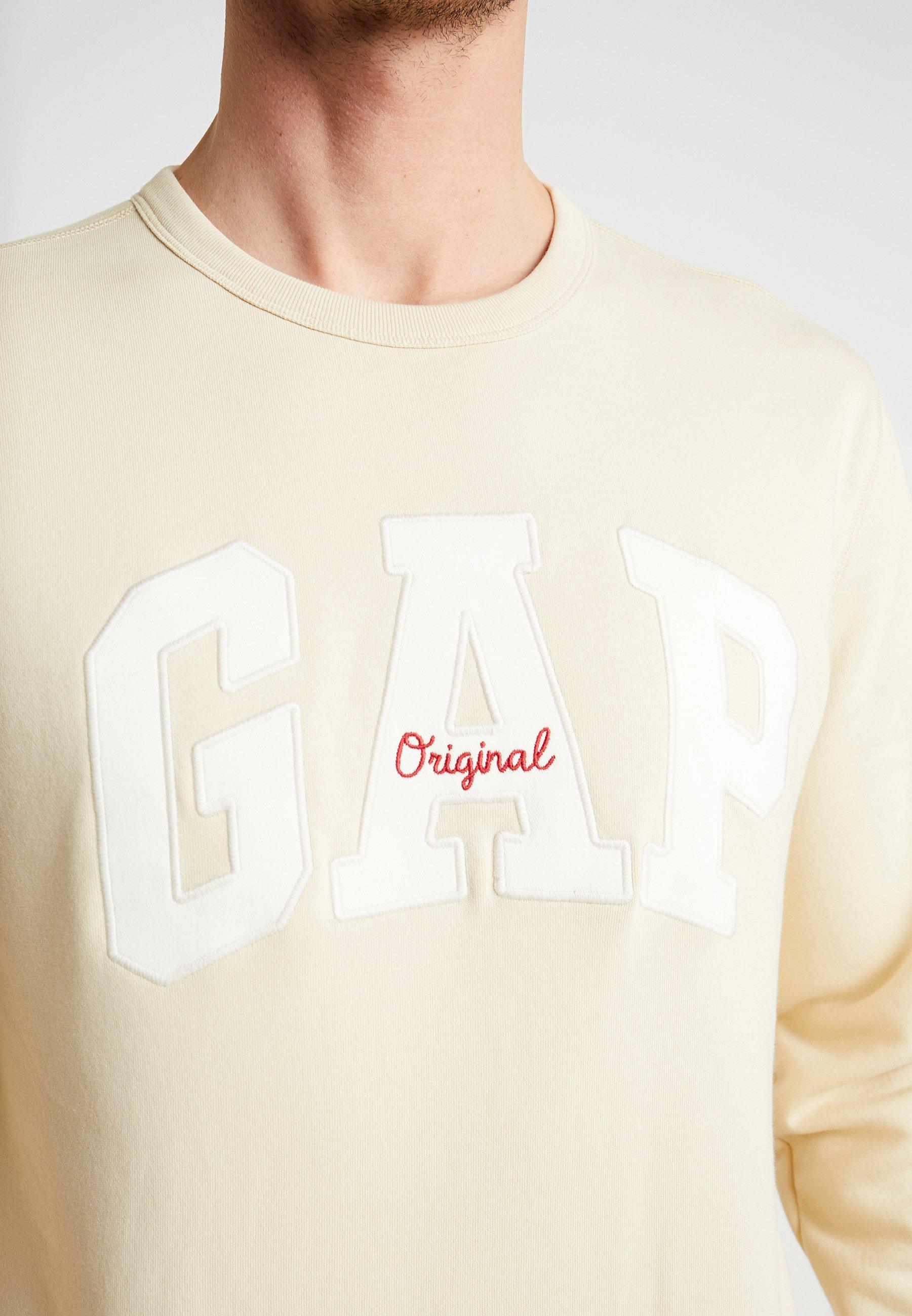 GAP V GAP ARCH Sweater whitewit Zalando.nl