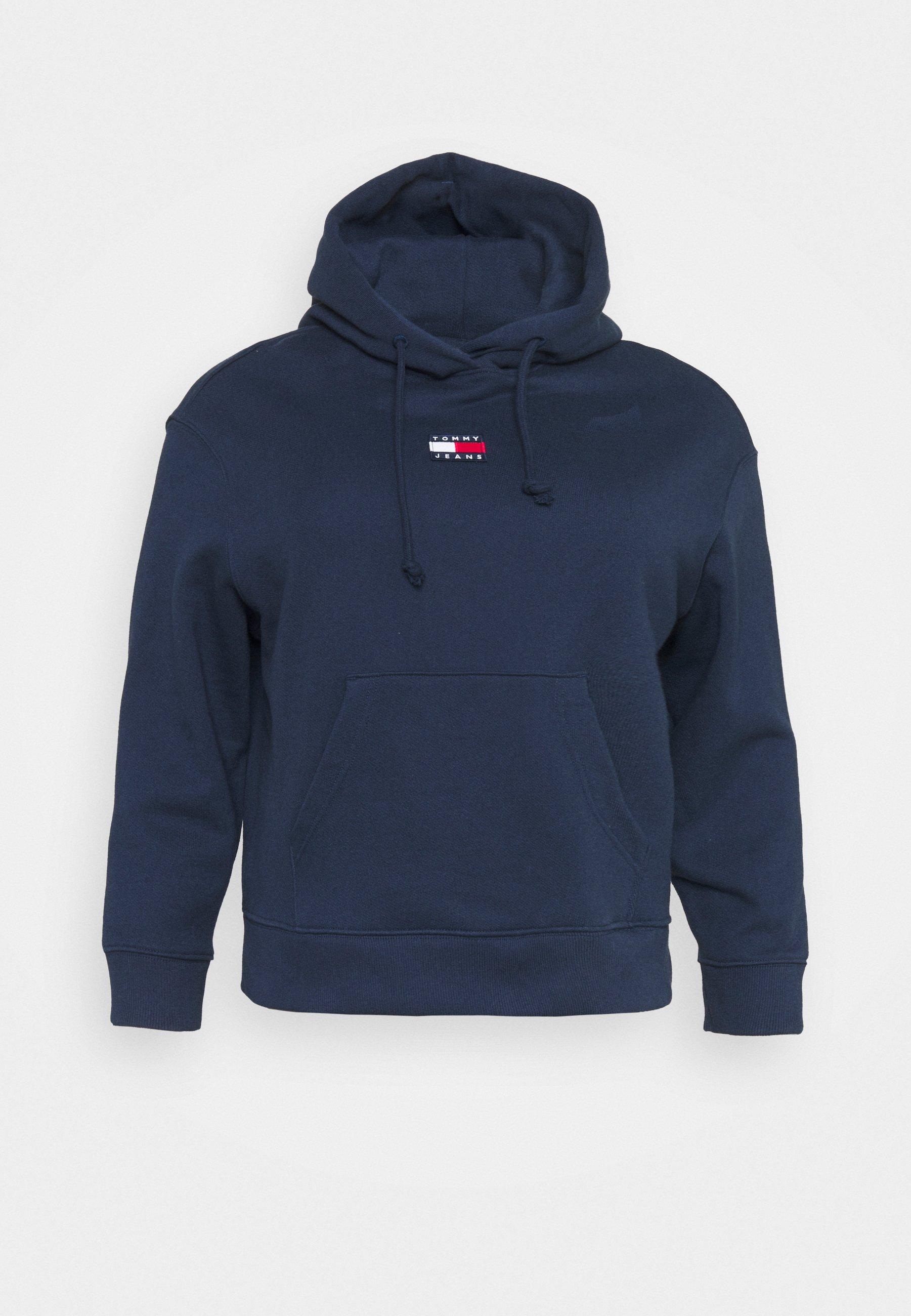 Women CENTER BADGE HOODIE - Sweatshirt