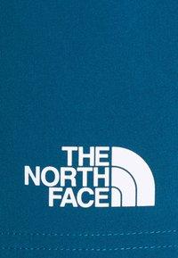 The North Face - IMPENDOR ALPINE SHORT - Träningsshorts - blue/black - 5