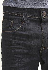 TOM TAILOR - JOSH - Slim fit jeans - raw denim - 4