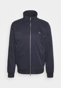 GANT - HAMPSHIRE JACKET - Summer jacket - evening blue - 7