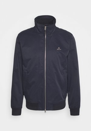 HAMPSHIRE JACKET - Summer jacket - evening blue