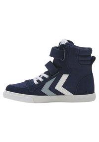 Hummel - Sneakers hoog - black iris - 5