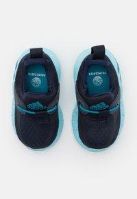 adidas Performance - RAPIDAZEN UNISEX - Sports shoes - legend ink/active teal/hazy sky - 3