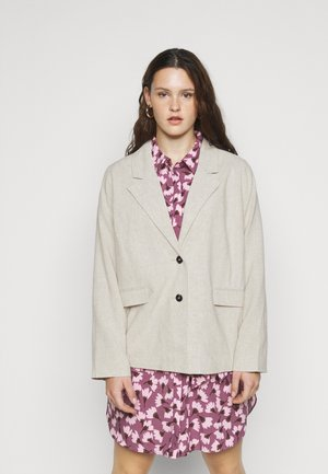 THE RACHEL - Blazer - natural fleck