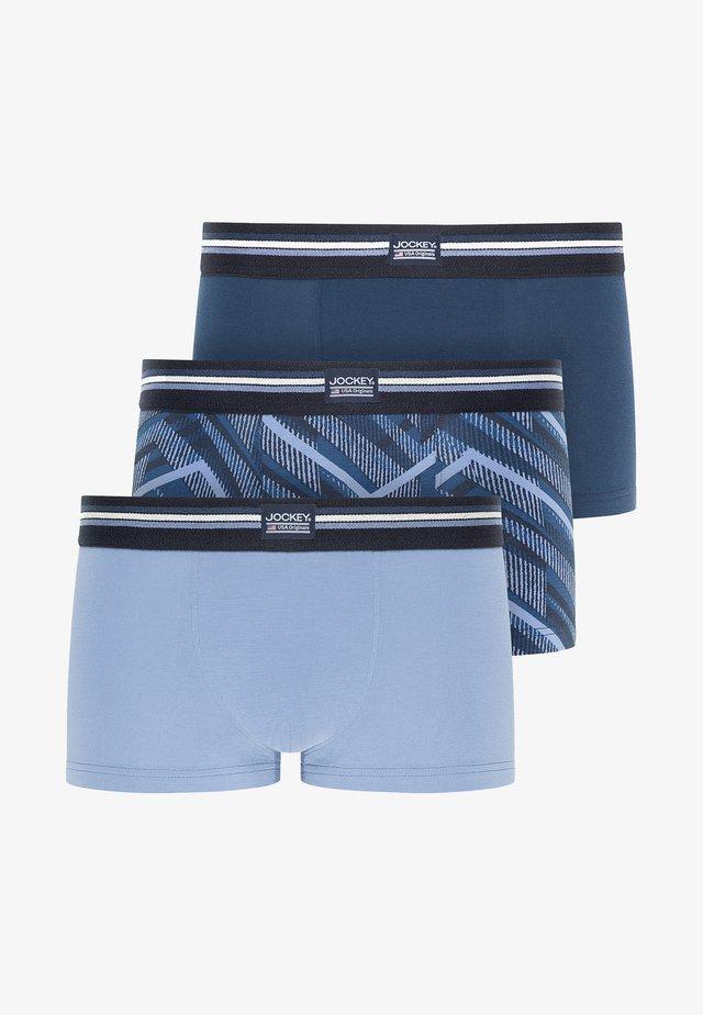 3 PACK  - Onderbroeken - insignia blue
