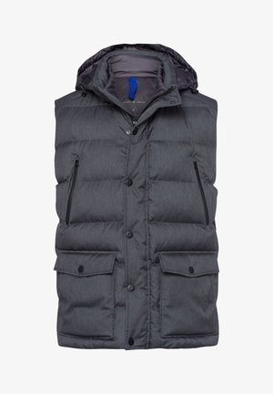 STYLE VENETO W - Waistcoat - grey