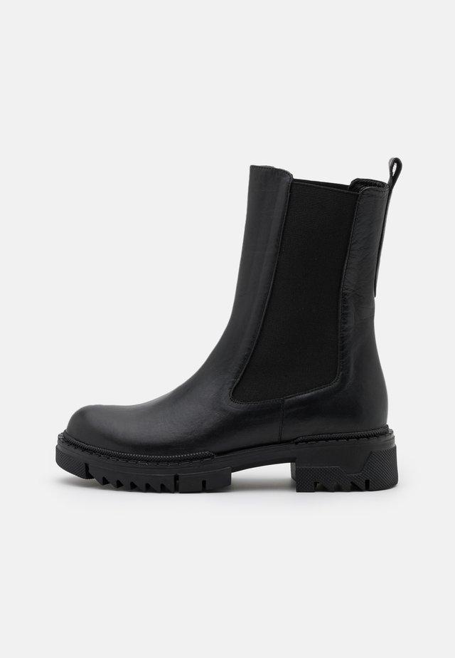 PROFILE CHELSEA BOOTS - Laarzen - black