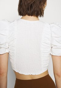 Who What Wear - THE PARTY - Blouse - white - 5