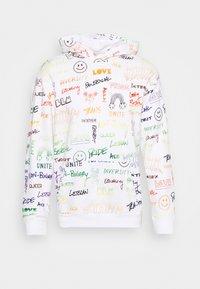 Hollister Co. - PRIDE - Sweatshirt - white - 5