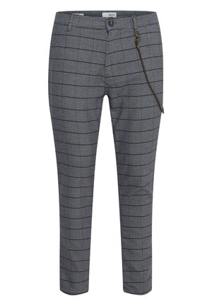 TRAVIS - Pantaloni - med grey m