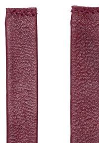 HALLHUBER - Waist belt - rubinrot - 3