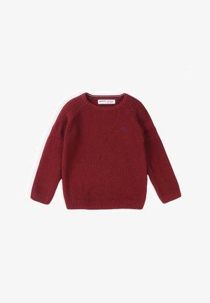 Maglione - rust/red