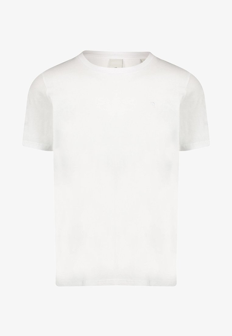 Scotch & Soda - T-shirt basic - white