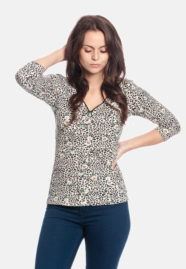 Long sleeved top - leo