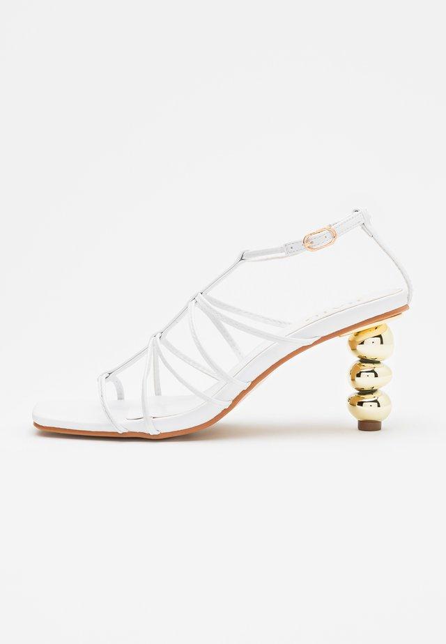 TIAMI - Chaussures de mariée - white