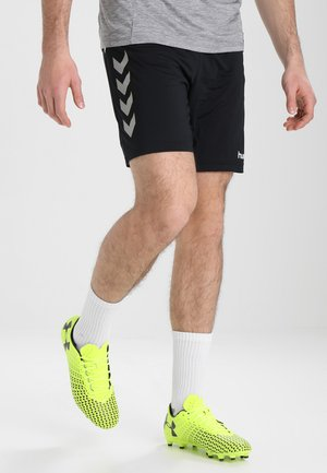 TECH MOVE - Sports shorts - black