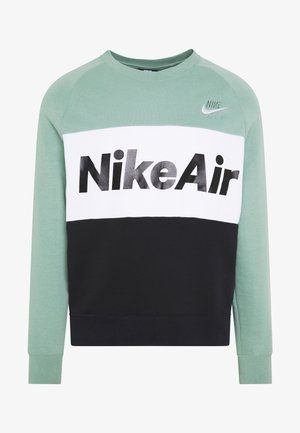 AIR - Sweatshirt - silver pine/black/white