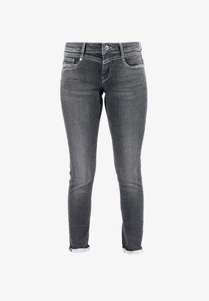 Jeans Skinny Fit - grau