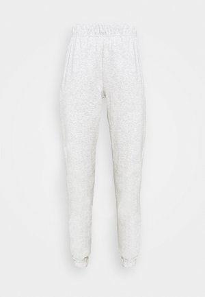 VMELLA  BASIC - Pantalon de survêtement - light grey melange