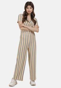myMo - Jumpsuit - multicolor gestreift - 1