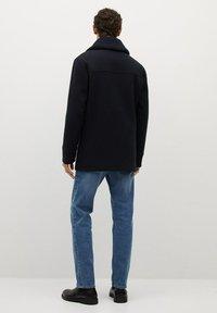 Mango - LANZA - Short coat - dark navy - 2