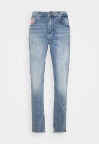 Tommy Jeans - REY RELAXED TAPERED - Jean boyfriend - philly light blue comfort dest - 4