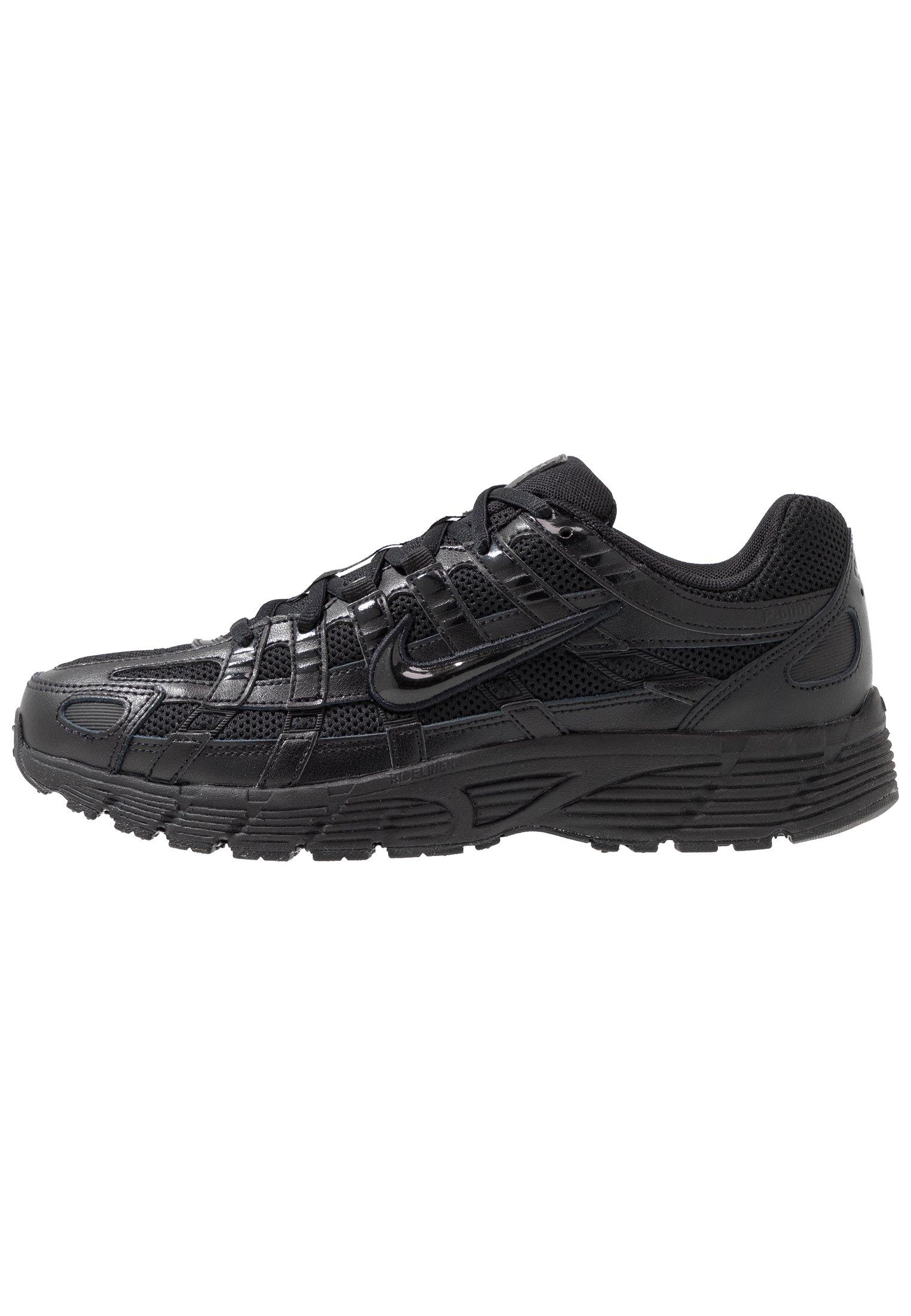 Nike Sportswear P-6000 - Baskets basses - black/noir - ZALANDO.FR