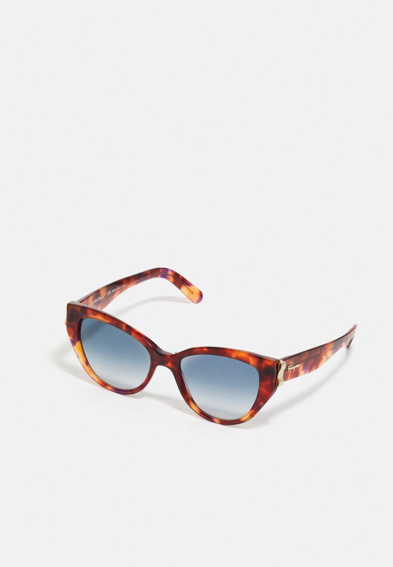 Salvatore Ferragamo - Sunglasses - red