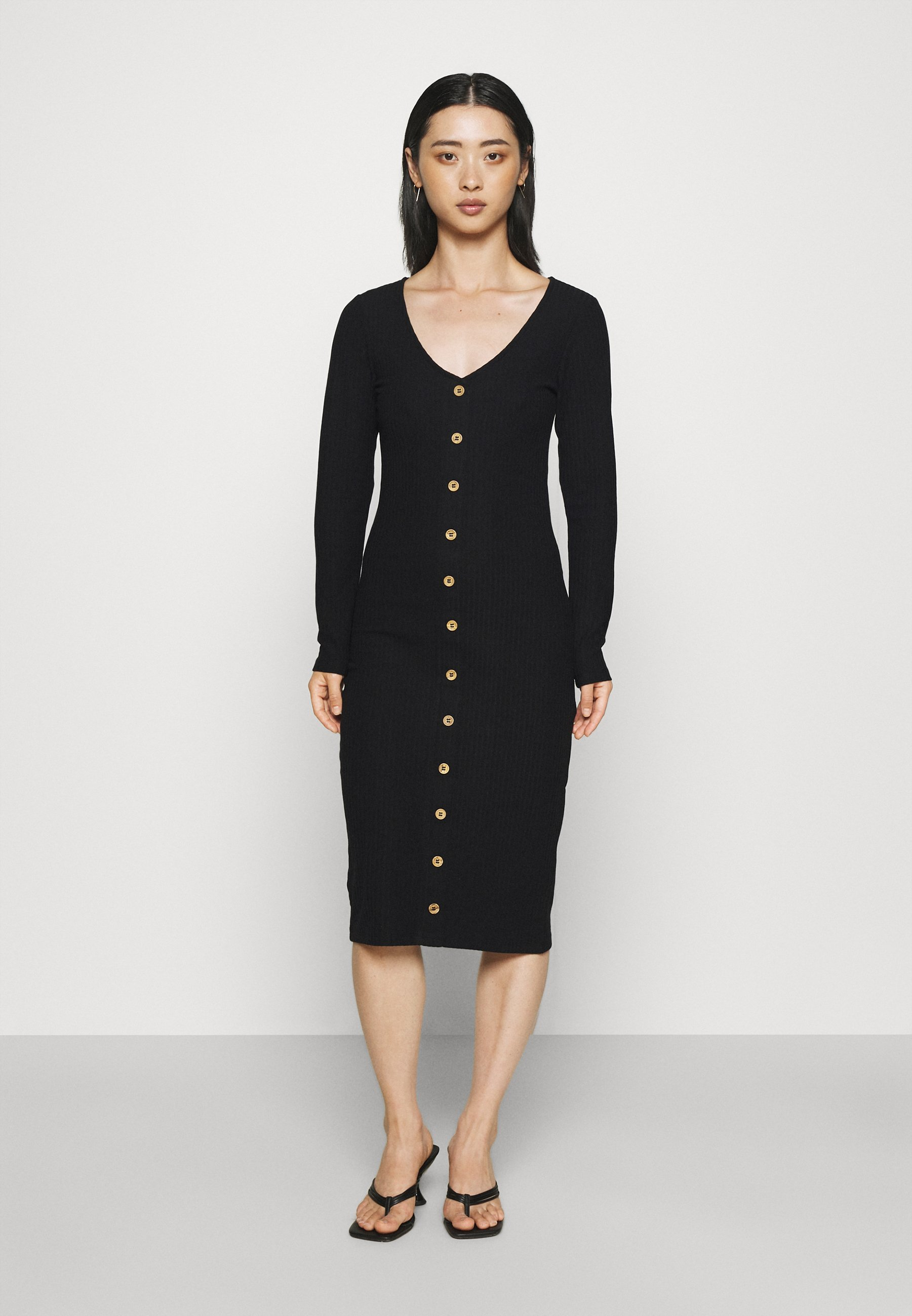 Women ONLNELLA BODYCON DRESS - Jumper dress