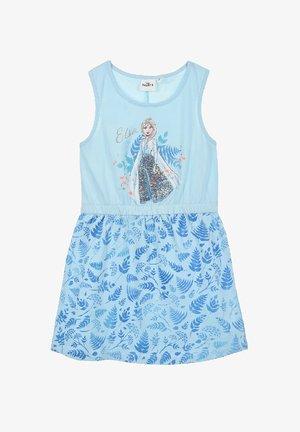 ELSA  - Jersey dress - blau