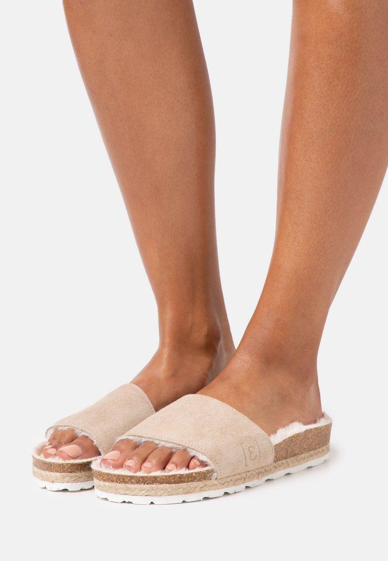 Espadrij l´originale - PLAGETTE  - Slippers - beige