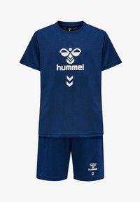 Hummel - Shorts - estate blue - 0