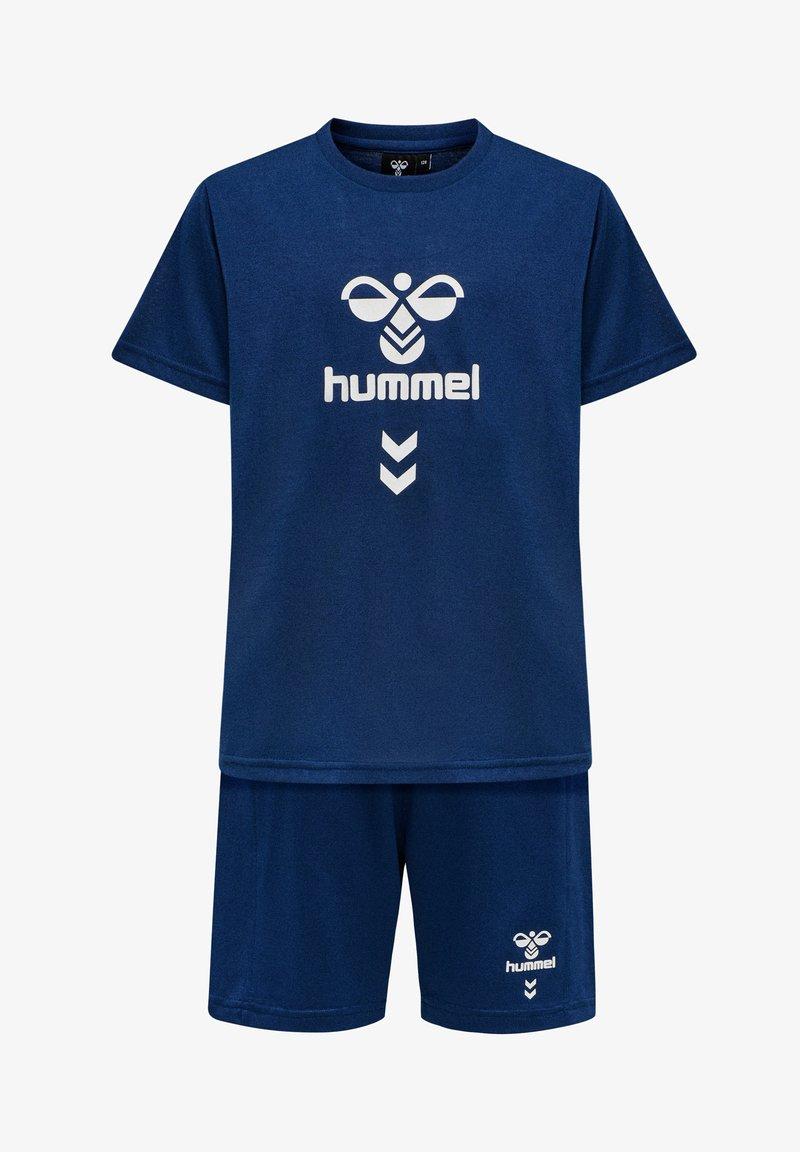 Hummel - Shorts - estate blue