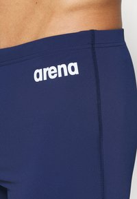 Arena - SOLID - Plavky - navy/white - 3