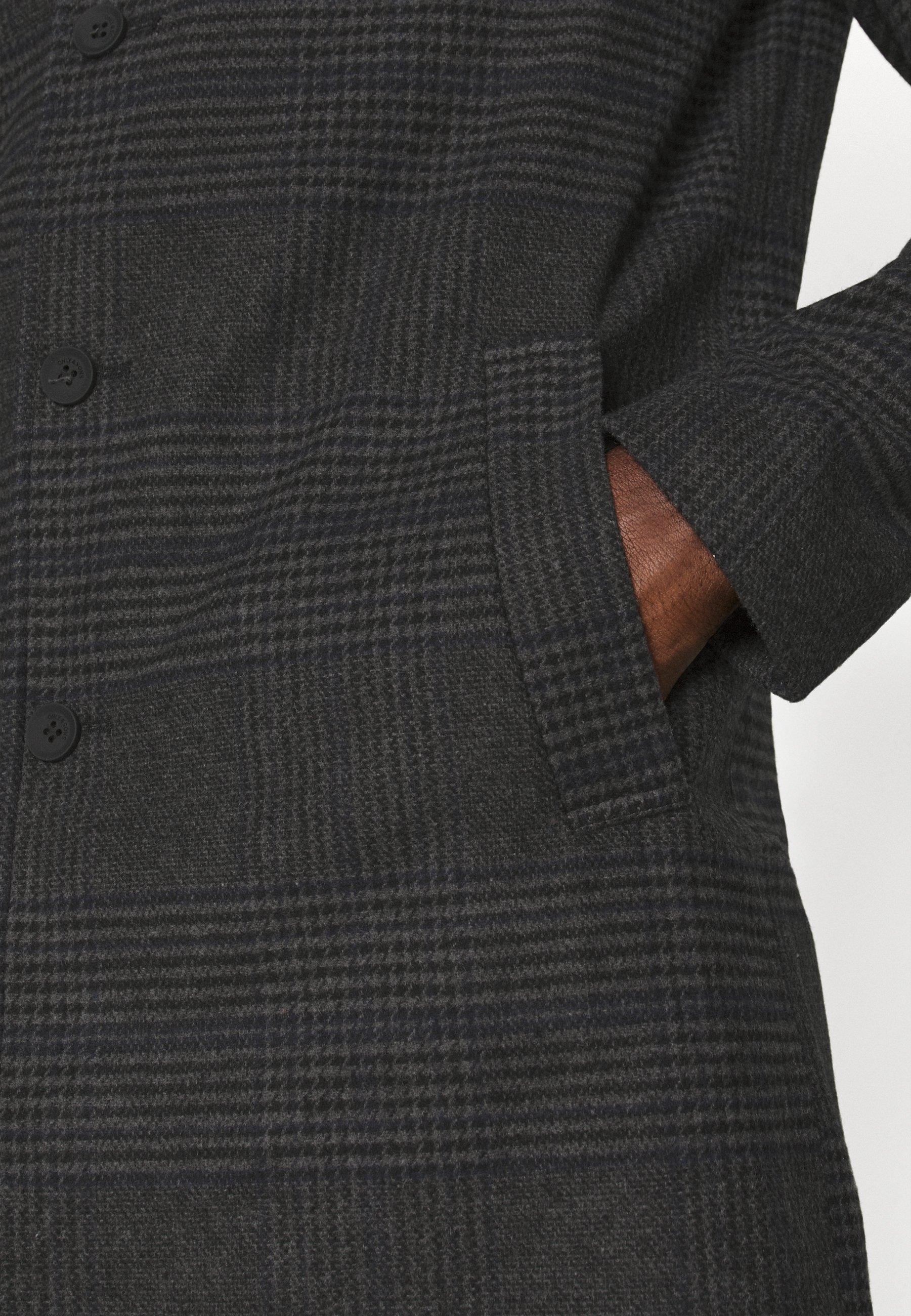 Uomo ONSADAM MAXIMILLIAN CHECK COAT - Cappotto classico