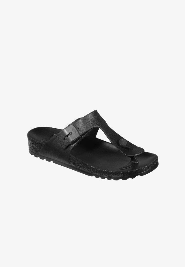 SEA SLIPPERS BAHIA - Pool shoes - schwarz