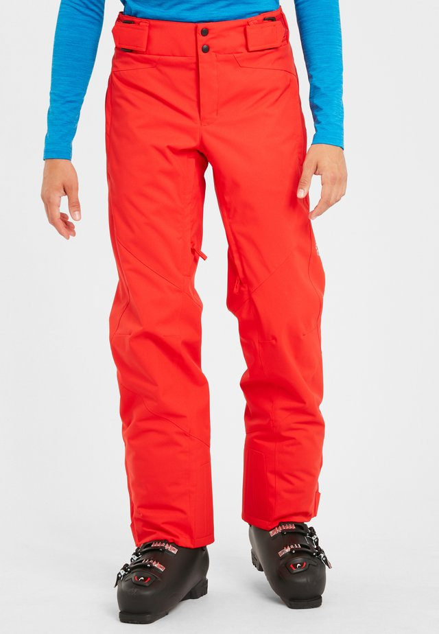 NARDO - Snow pants - flame red