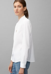 Marc O'Polo - Button-down blouse - white - 4