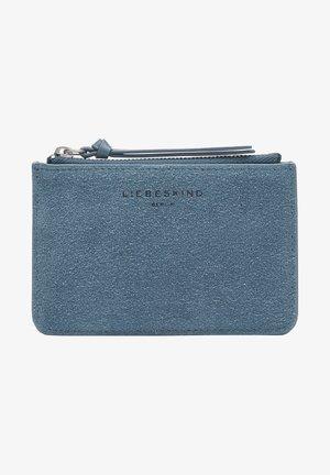 Wallet - faded blue (blue)